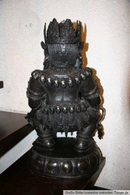 Jambhala Gott Bronze. Onlineshop asian-garden.de