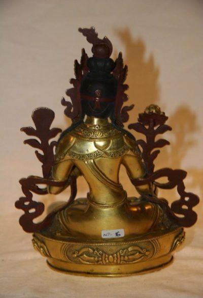 Grüne Tara Buddha. Onlineshop asian-garden.de