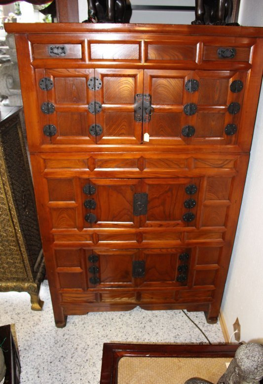 Antiker China Schrank