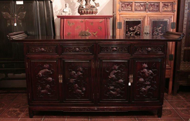 Antikes chinesisches Sideboard