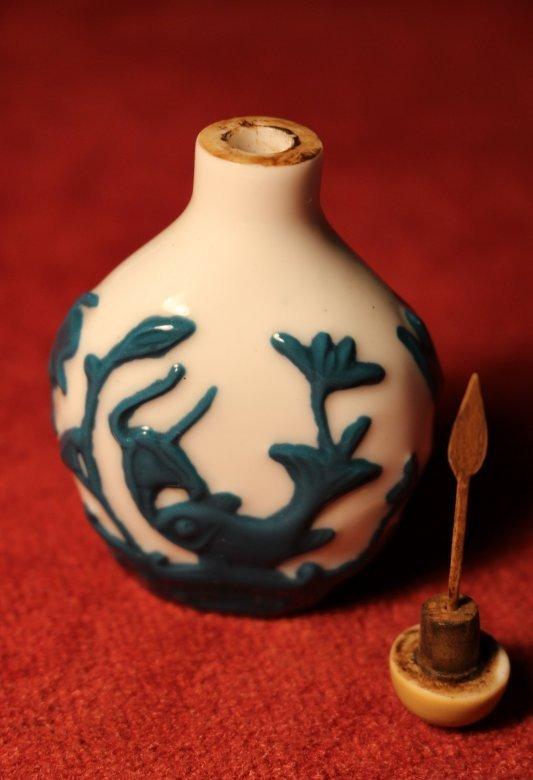 Snuff Bottle Opiumfläschchen