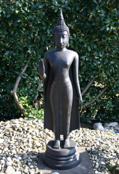 Thai Buddha Bronze