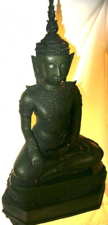 Asiatische Steinlaterne Granit