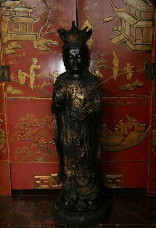 Transzendenter Thai Bodhisattva - Buddha Figur