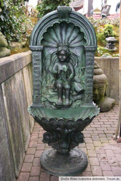 Jugendstil Springbrunnen