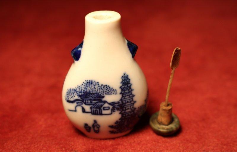 Chinesisches Opiumfläschchen