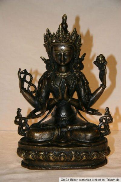 Buddha Chenerezig Avalokiteshvara