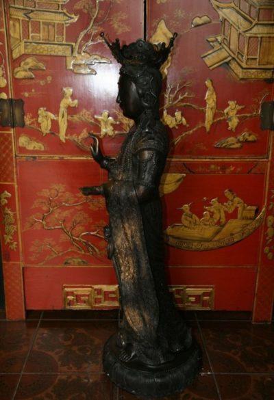 Transzendenter Thai Bodhisattva – Buddha Figur. Onlineshop asian-garden.de