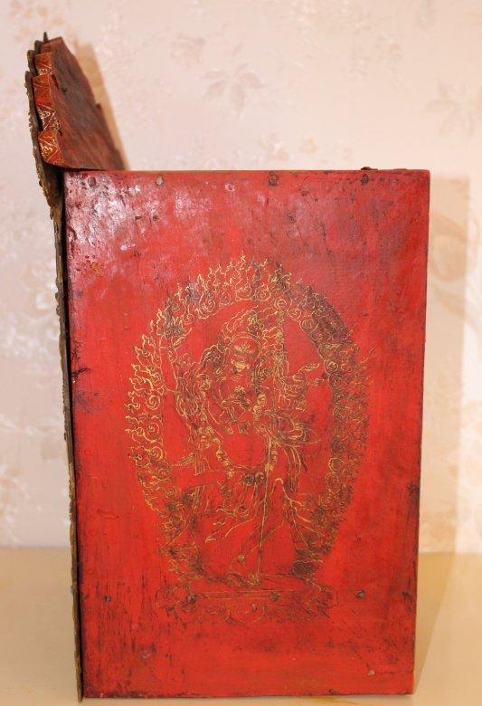 Antiker Altar Schrein Gelugpa Schule Aus Tibet Zu Kaufen Auf Asian