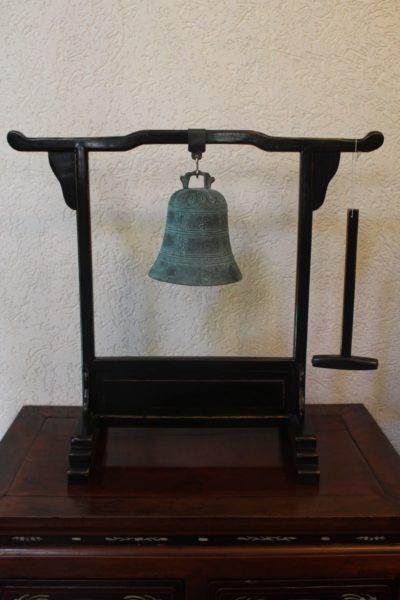 Chinesische Glocke. Antik, ca. 110 Jahre alt