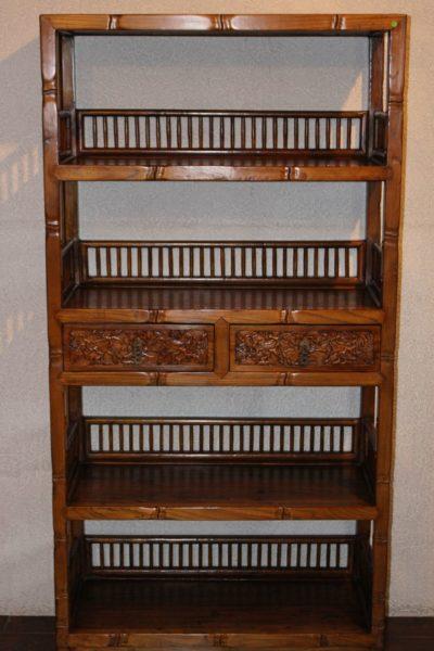Stelagenschrank aus China. Maße: 170 x 86 x 40 cm