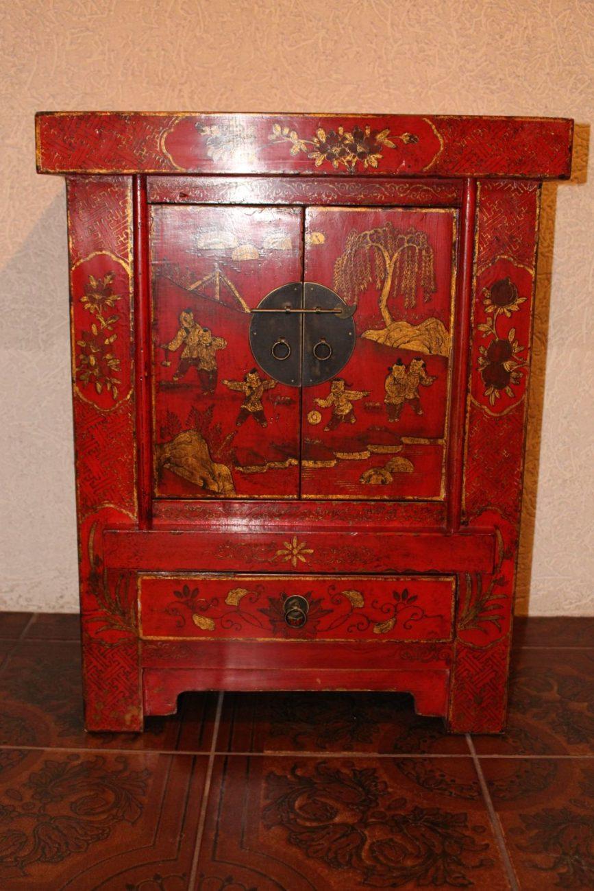 antike chinesische kommode 74 5 x 58 cm zu kaufen auf asian. Black Bedroom Furniture Sets. Home Design Ideas