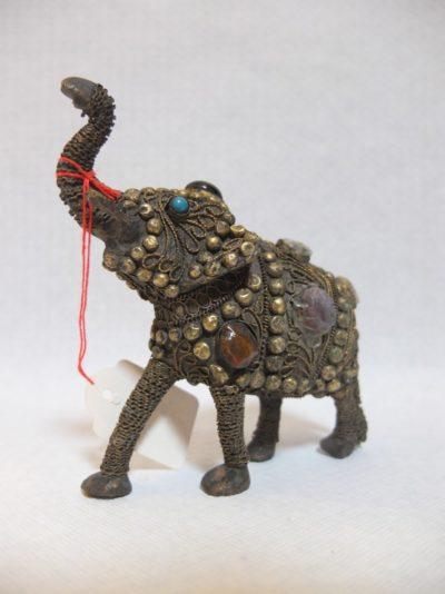 Elefant Tierfigur Geneisha