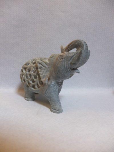 Elefant Tierfigur