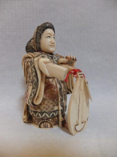 Chinesische Frau (Figur)