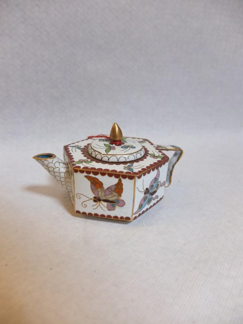 Teekanne Miniatur