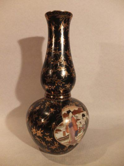 Hohe Vase aus China, 42 cm