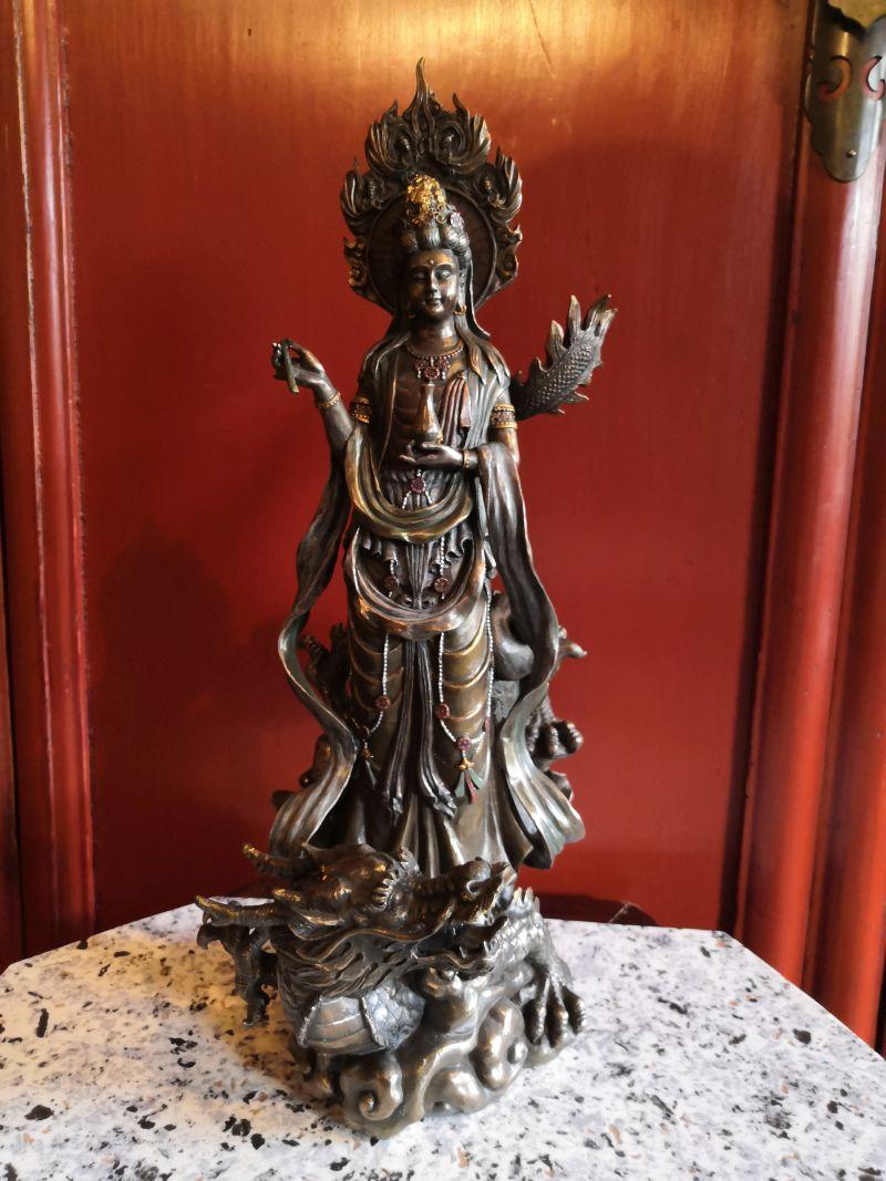 Kuanin Figur 35cm