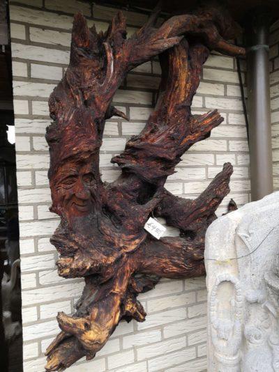 Holzrelief 130cm Material: Holz Maße: 130 x 90cm Gewicht: 20 kg