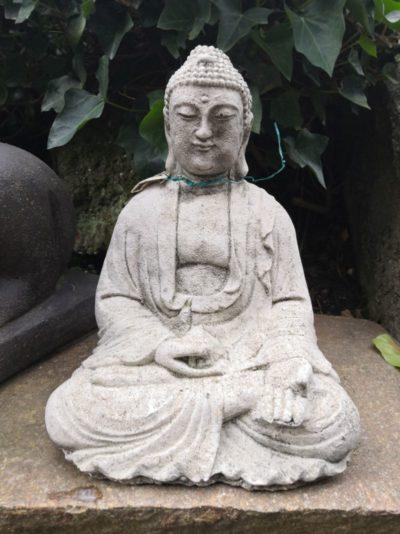 Buddha aus Beton, 25 cm Material: Beton Maße: 25 x 15 cm Gewicht: 10 kg