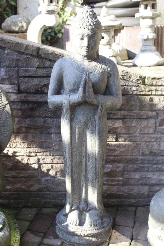 Stehender Buddha aus Java