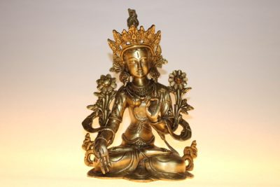 Tara Buddha Figur - Onlineshop asian-garden.de