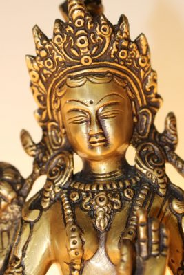 Grüne Tara Buddha-Figur - Onlineshop asian-garden.de