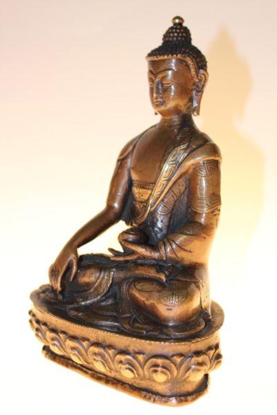 Buddha Gautama, Bronze, Buddhafigur - Onlineshop asian-garden.de