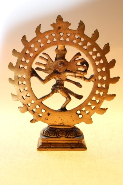 Tanzende Shiva, Bronze, Buddhafigur - Onlineshop asian-garden.de