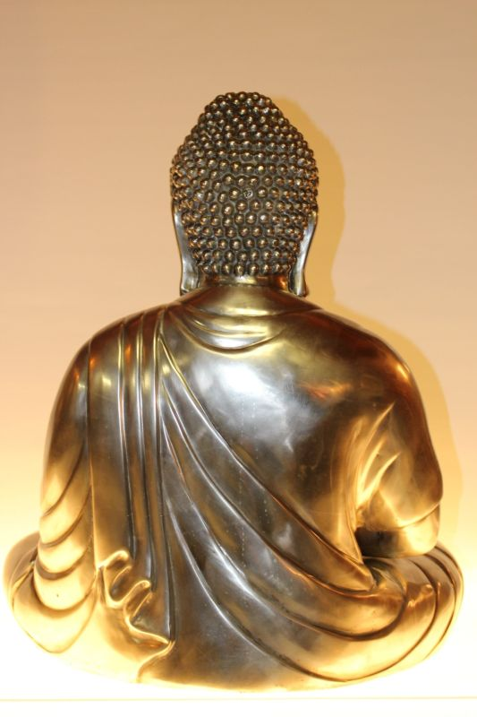 bronze buddha statue zu kaufen auf asian. Black Bedroom Furniture Sets. Home Design Ideas