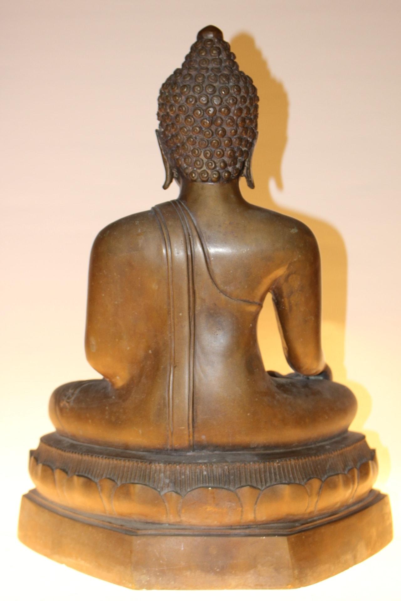 Bronze buddha figur zu kaufen auf asian for Buddha figur