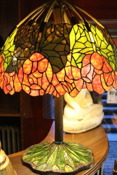 Tiffany Lampe, 81 x 63 x 40 cm
