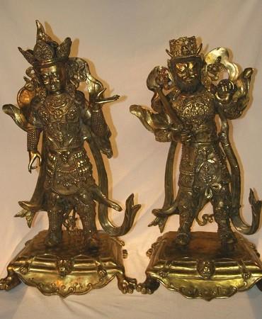 Figuren / Statuen
