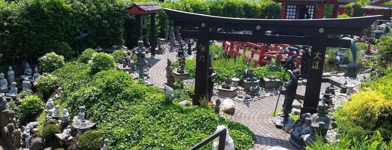 Asian Garden Ausstellung, asiatische Garten Dekoration kaufen im Shop
